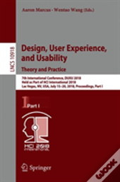 Design, User Experience, And Usability: Theory And Practice