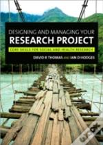 Designing & Planning Your Research Proje