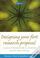 Designing Your First Research Proposal