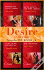 Desire Collection: September 2017
