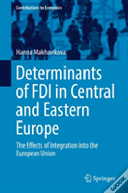 Wook.pt - Determinants Of Fdi In Central And Eastern Europe