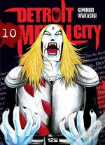 Detroit Metal City T.10