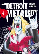 Detroit Metal City T.4