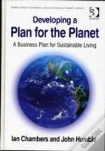 Developing A Plan For The Planet