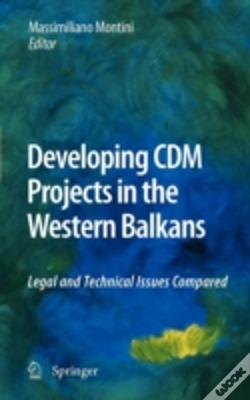 Wook.pt - Developing Cdm Projects In The Western Balkans