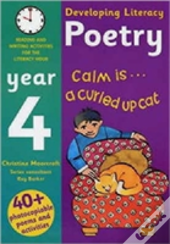 Developing Literacy: Poetry: Year 4