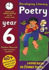 Developing Literacy: Poetry: Year 6