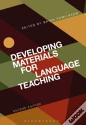 Developing Materials For Language T