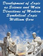 Development Of Logic As Science And Main Directions Of Modern Symbolical Logic