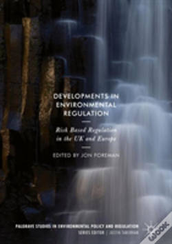 Wook.pt - Developments In Environmental Regulation