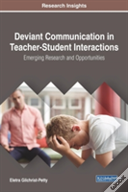 Wook.pt - Deviant Communication In Teacher-Student Interactions