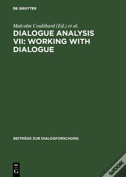 Wook.pt - Dialogue Analysis Vii: Working With Dialogue