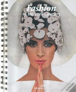 Wook.pt - Diário Taschen 2011 Fashion of the 20th Century