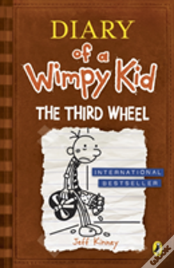 Wook.pt - Diary Of A Wimpy Kid 7