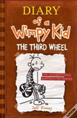 Wook.pt - Diary Of A Wimpy Kid 7 The Third Wheel I