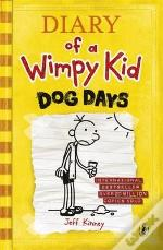 Diary Of A Wimpy Kid: Book 4
