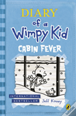 Wook.pt - Diary Of A Wimpy Kid Cabin Fever