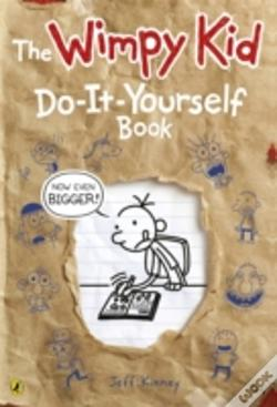 Wook.pt - Diary Of A Wimpy Kid Do It Yoursel