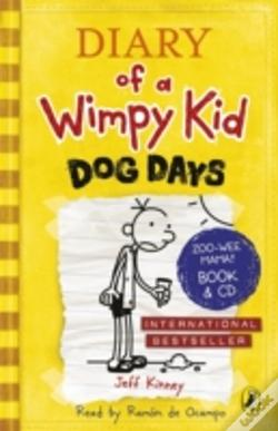 Wook.pt - Diary Of A Wimpy Kid: Dog Days