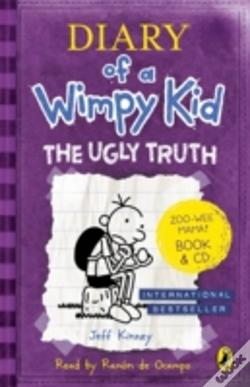 Wook.pt - Diary Of A Wimpy Kid: The Ugly Truth