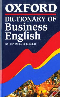Wook.pt - Dictionary of Business English