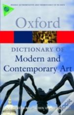 Dictionary Of Modern And Contemporary Art