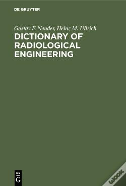 Wook.pt - Dictionary Of Radiological Engineering