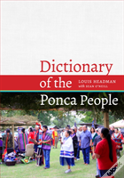 Wook.pt - Dictionary Of The Ponca People