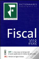 Dictionnaire Fiscal 2018