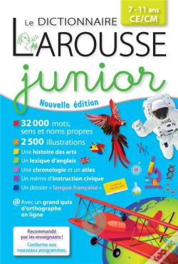 Wook.pt - Dictionnaire Junior