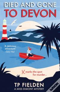 Livro PDF Gratuito Died And Gone To Devon (A Miss Dimont Mystery, Book 4)