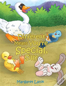 Wook.pt - Different Means You'Re Special, Silly