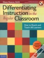 Differentiating Instruction In The Regul