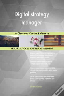 Wook.pt - Digital Strategy Manager A Clear And Concise Reference