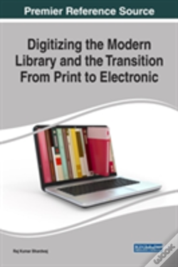 Wook.pt - Digitizing The Modern Library And The Transition From Print To Electronic