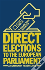 Direct Elections To The European Parliament