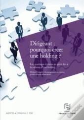 Dirigeant : Pourquoi Creer Une Holding ?
