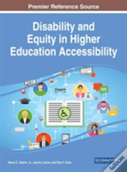 Wook.pt - Disability And Equity In Higher Education Accessibility