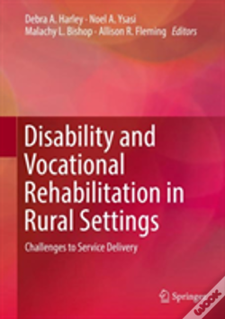 Wook.pt - Disability And Vocational Rehabilitation In Rural Settings