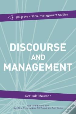 Wook.pt - Discourse And Management