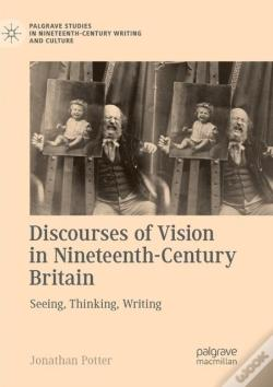 Wook.pt - Discourses Of Vision In Nineteenth-Century Britain
