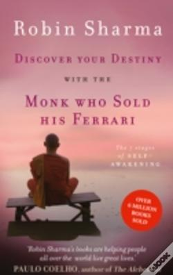 Wook.pt - Discover Your Destiny With The Monk Who Sold His Ferrari