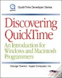 Wook.pt - Discovering Quicktime : An Introduction for Windows and Macintosh Programmers