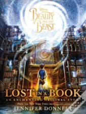 Disney Beauty & The Beast Lost In A Book