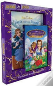 Disney Beauty And The Beast Book & Dvd