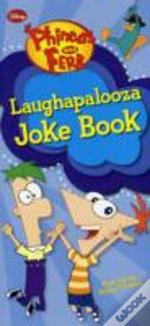 Disney Joke Book - Phineas And Ferb