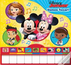 Disney Junior - Vamos Tocar! com Piano