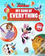 Disney Junior My Book Of Everything