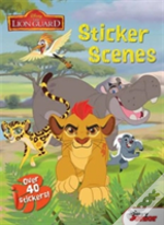 Disney Junior The Lion Guard Sticker Scenes