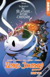 Disney Manga: Tim Burton'S The Nightmare Before Christmas -- Zero'S Journey Gn 2